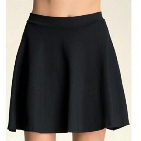 bebe Dresses & Skirts - bebe Mini Skater Skirt